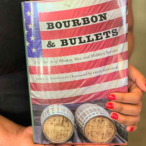 Bourbon and Bullets by John Tramazzo