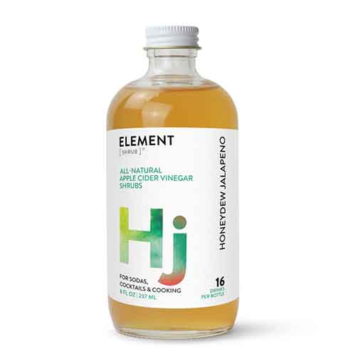 Honeydew Jalapeno Element Shrub